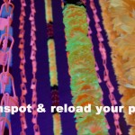 enter the beamspot & reload your positive energy